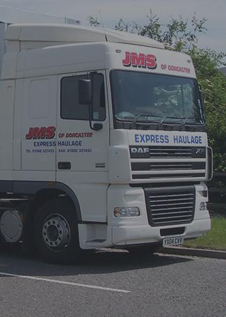 jms lorry same day service